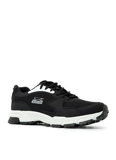 Slazenger Slazenger ADVA Koşu & Yürüyüş Erkek Ayakkabı  Siyah
